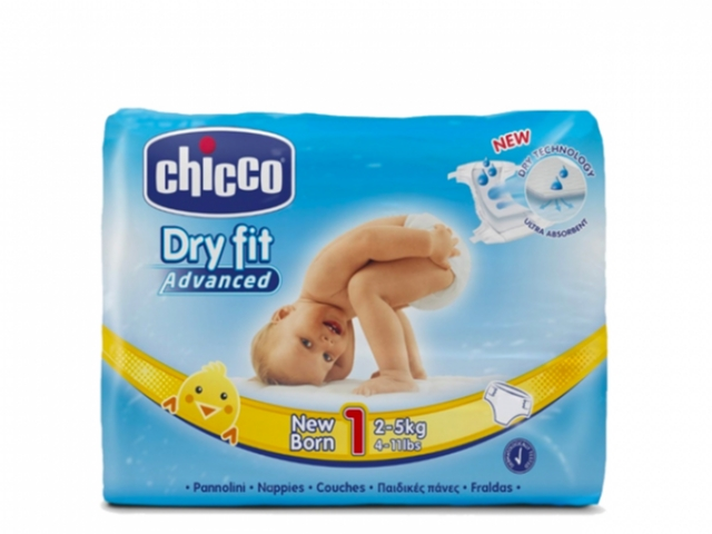 chicco pannolino dry fit